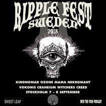 RippleFest Sweden II - Taking Over Stockholm! cover art