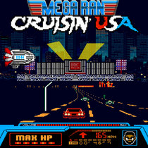 Cruisin' USA (TJ Perkins) feat KadeshFlow and 1-Up cover art