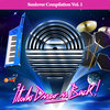 Sunlover Records Compilation VOL. 1 - Italo Disco is Back! Cover Art