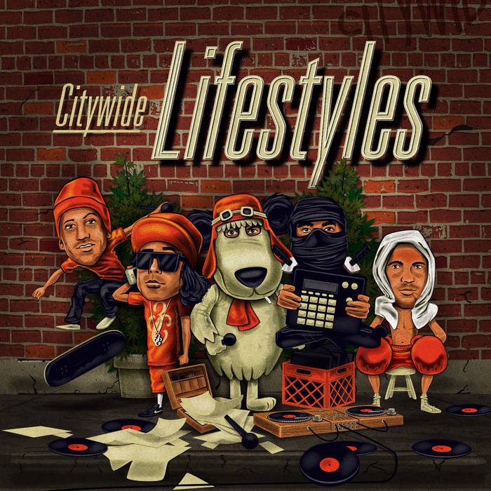 Citywide - Lifestyles, by Citywide