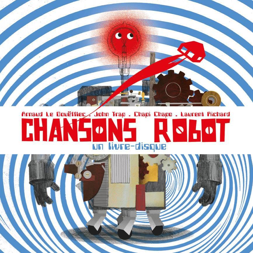 """Résultat de recherche d'images pour """"chanson robot"""""""