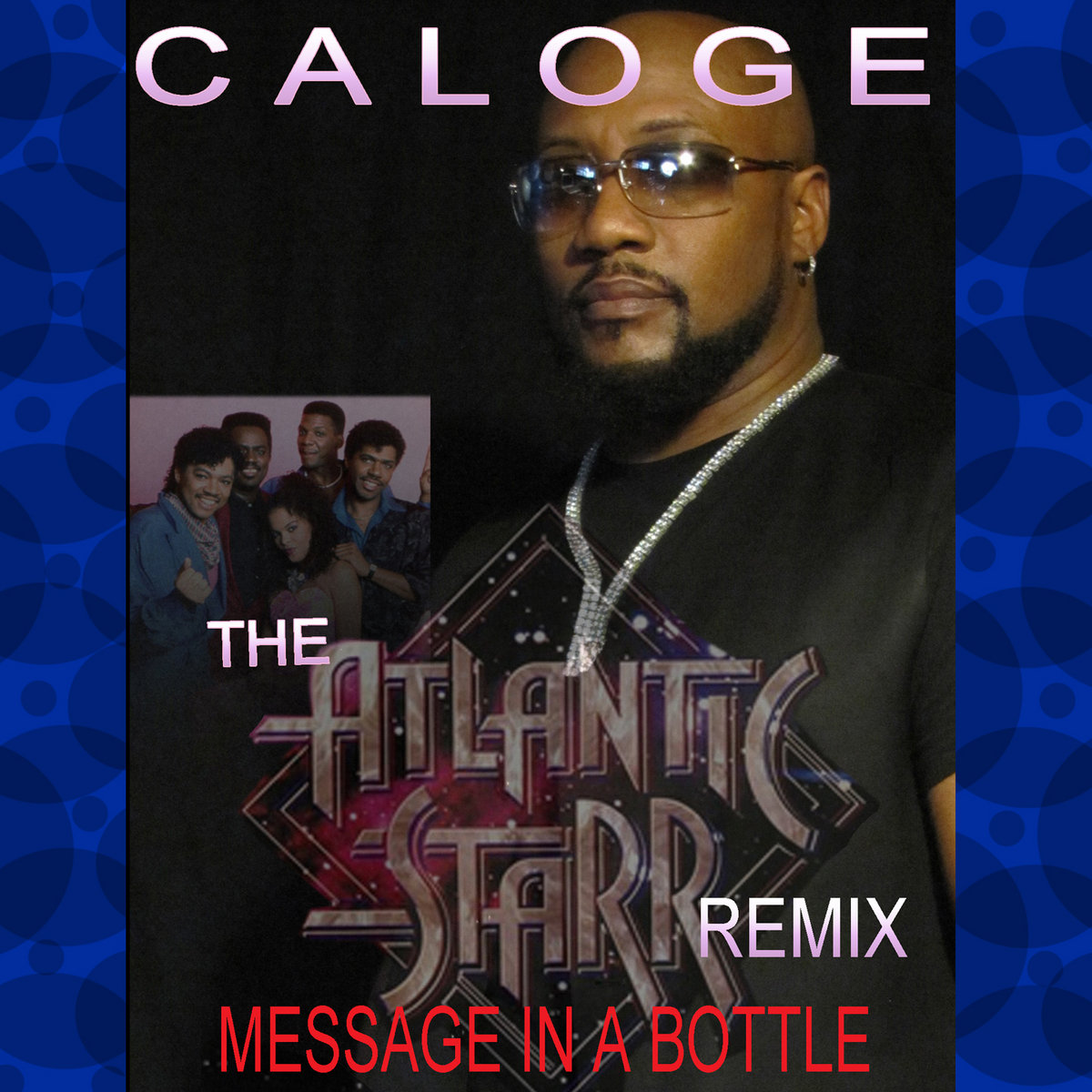 Message In A Bottle - Caloge The Windshifter by Caloge & Tonya Ni