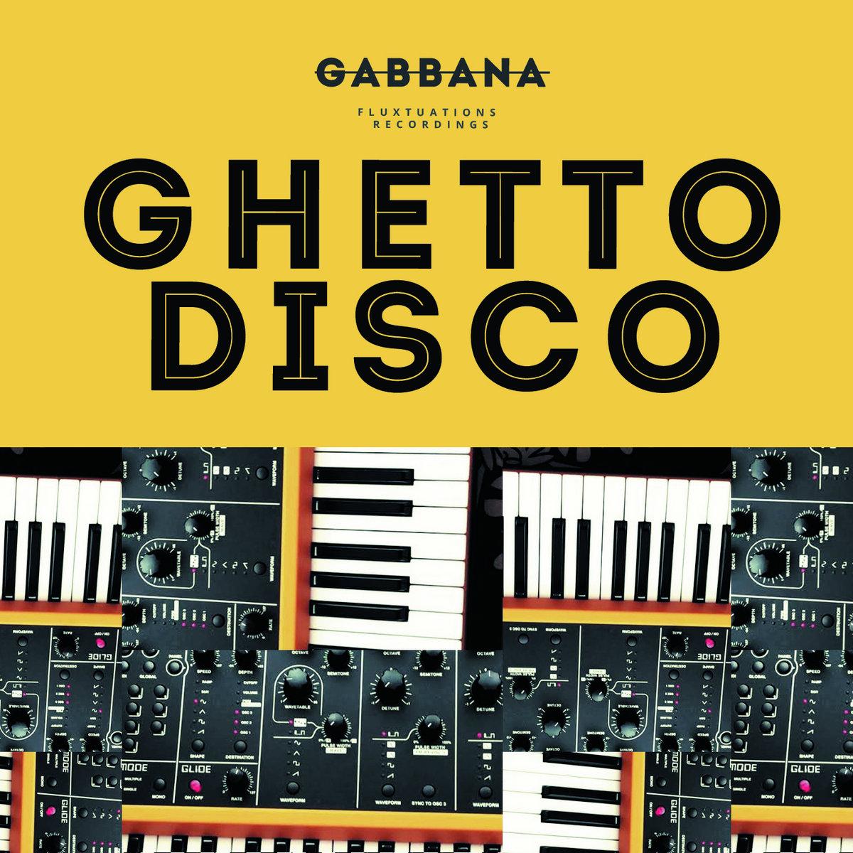 Ghetto Disco (Amapiano Mix) | Gabbana