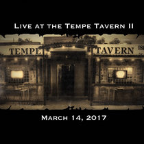 Live at the Tempe Tavern II cover art