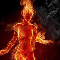 burn cover art