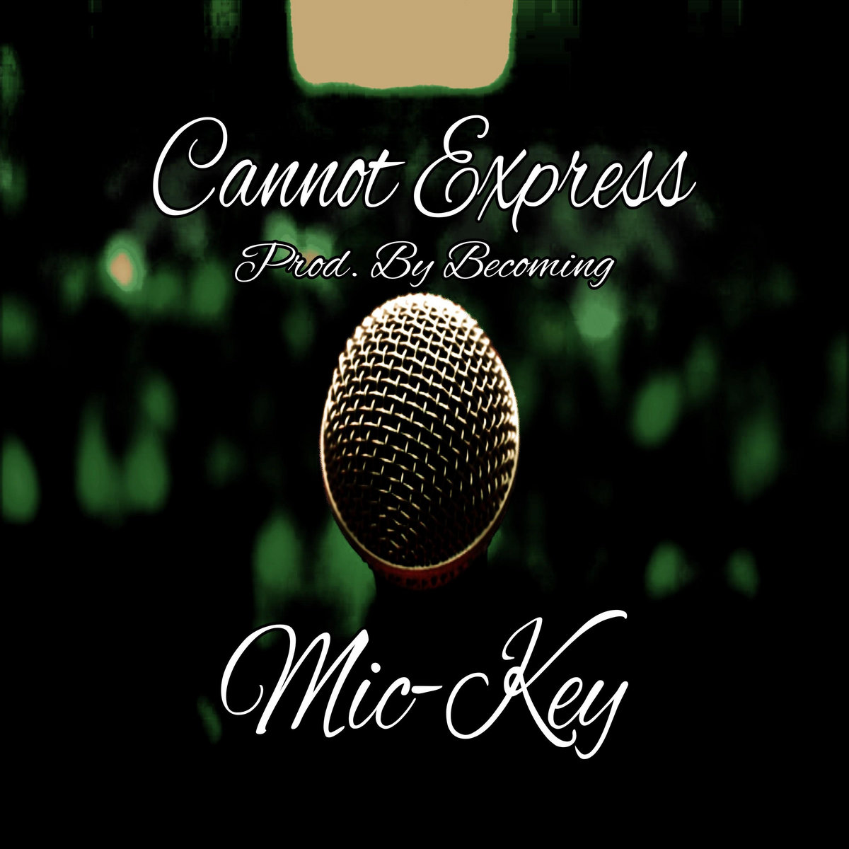 Cannot Express by Mic-Key