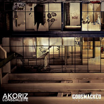 Akoriz - Lonsdaleite EP cover art