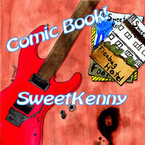 Comic Book! cover art