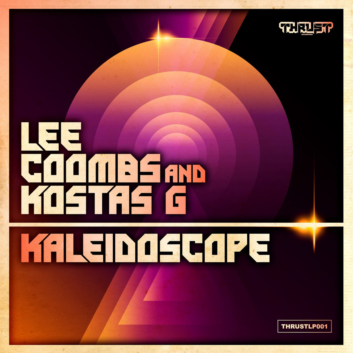 The blueprint album mix thrust recordings from kaleidoscope album by lee coombs and kostas g malvernweather Images