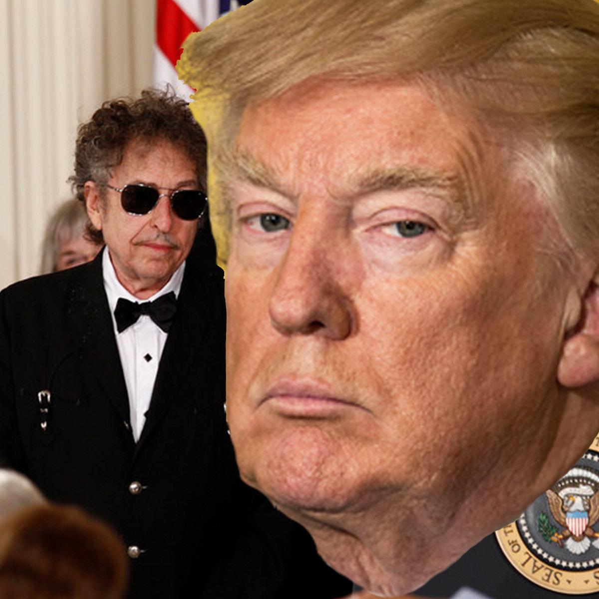 Bob Dylan's Trump Campaign Song (Demo) | Tim Heidecker
