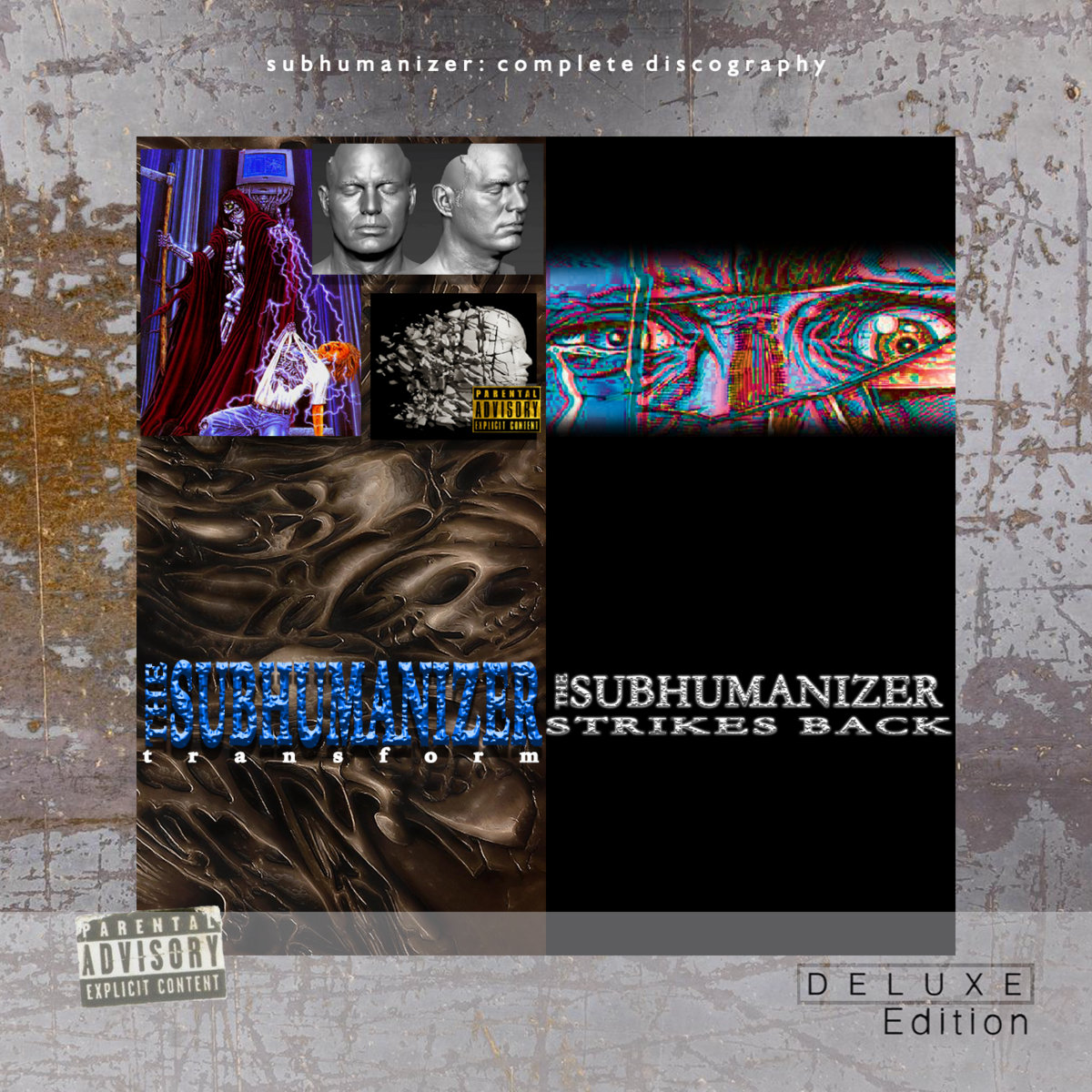 COMPLETE DISCOGRAPHY