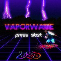 Vaporwave cover art