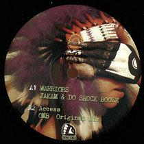 V.A.- WARRIORS cover art