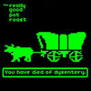 You Have Died of Dysentery Cover Art