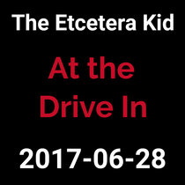 2017-06-28 - At the Drive In (live show) cover art