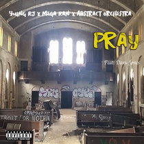 PRAY (Clean Version) cover art
