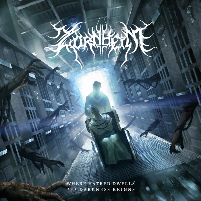 Where Hatred Dwells And Darkness Reigns Non Serviam Records