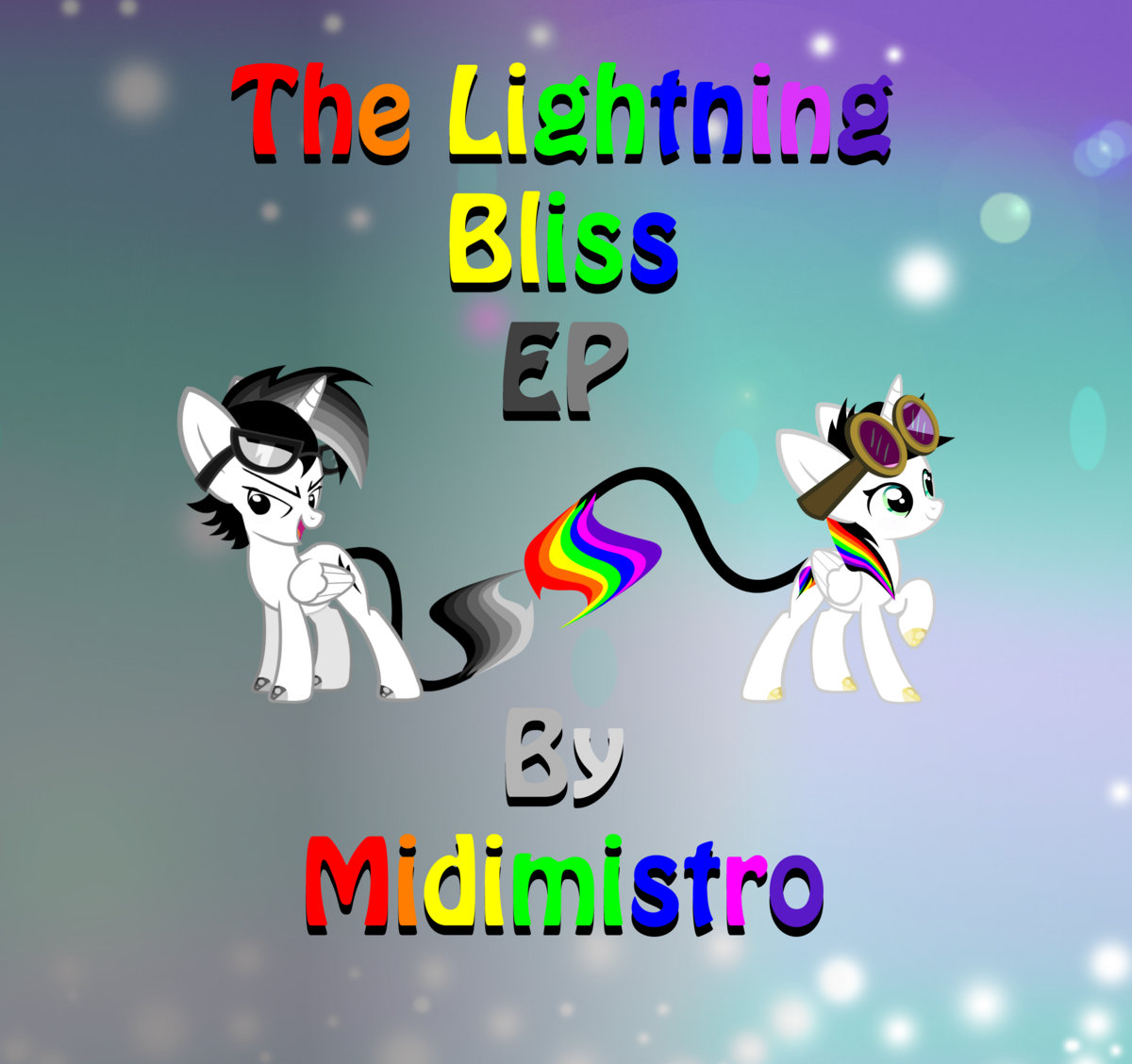 The Lightning Bliss Ep Midimistro Lightning bliss's channel thexvid.com/user/e1d2k thumbnail art by sapphire heartsong editing by mastercode vector work by lightning bliss and crownprince special thanks. the lightning bliss ep