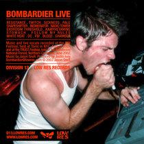 Bombardier Live cover art