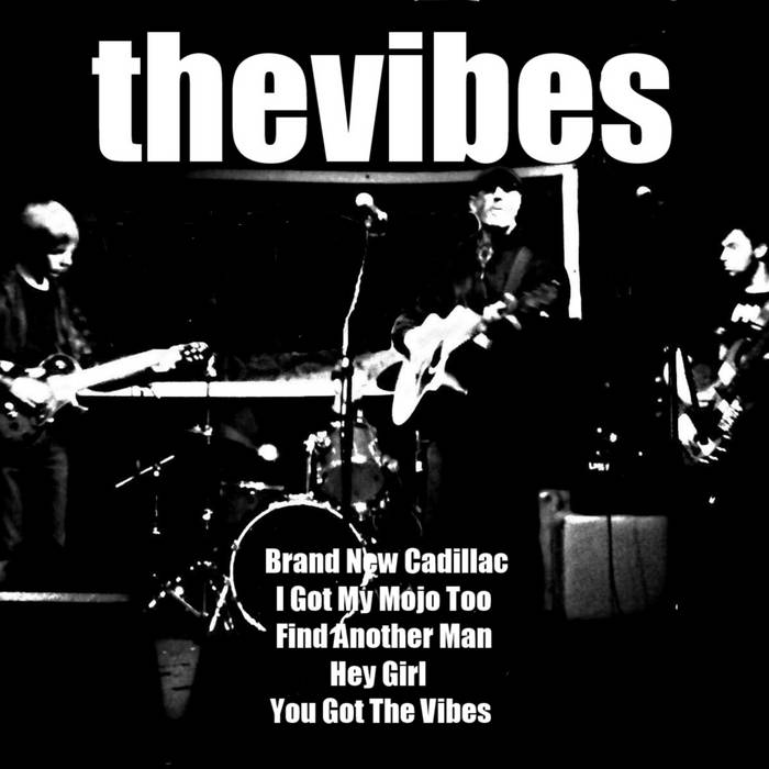 The Vibes EP cover art