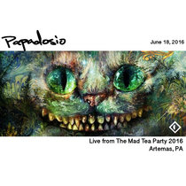 Live at the Mad Tea Party Jam 2016 cover art