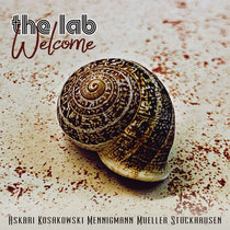 Welcome cover art