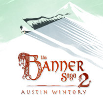 The Banner Saga 2 cover art