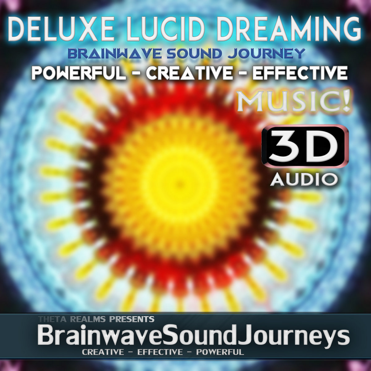3 Hour LUCID DREAM Deluxe!!! Powerful 3D Music for Meditation +