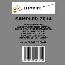 Sampler 2014 cover art