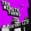 Leaving Robot City Cover Art