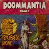 Doommantia Vol 2 Cover Art