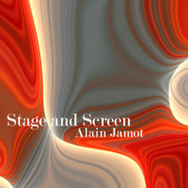 Stage and screen(lp)(pop-soundtrack) cover art