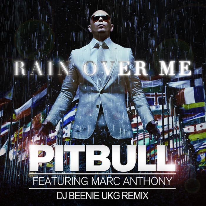 OVER ANTHONY MARC FEAT TÉLÉCHARGER MP3 RAIN ME PITBULL