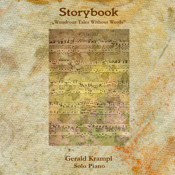 Storybook: Wondrous Tales Without Words (Solo Piano) by Gerald Krampl