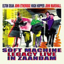 Live In Zaandam cover art