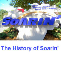 The History of Soarin' cover art