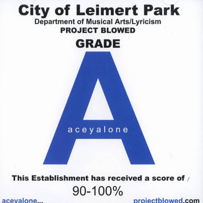 Resultado de imagen para Aceyalone - Grade A