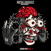MAR Sampler Vol. 1 cover art
