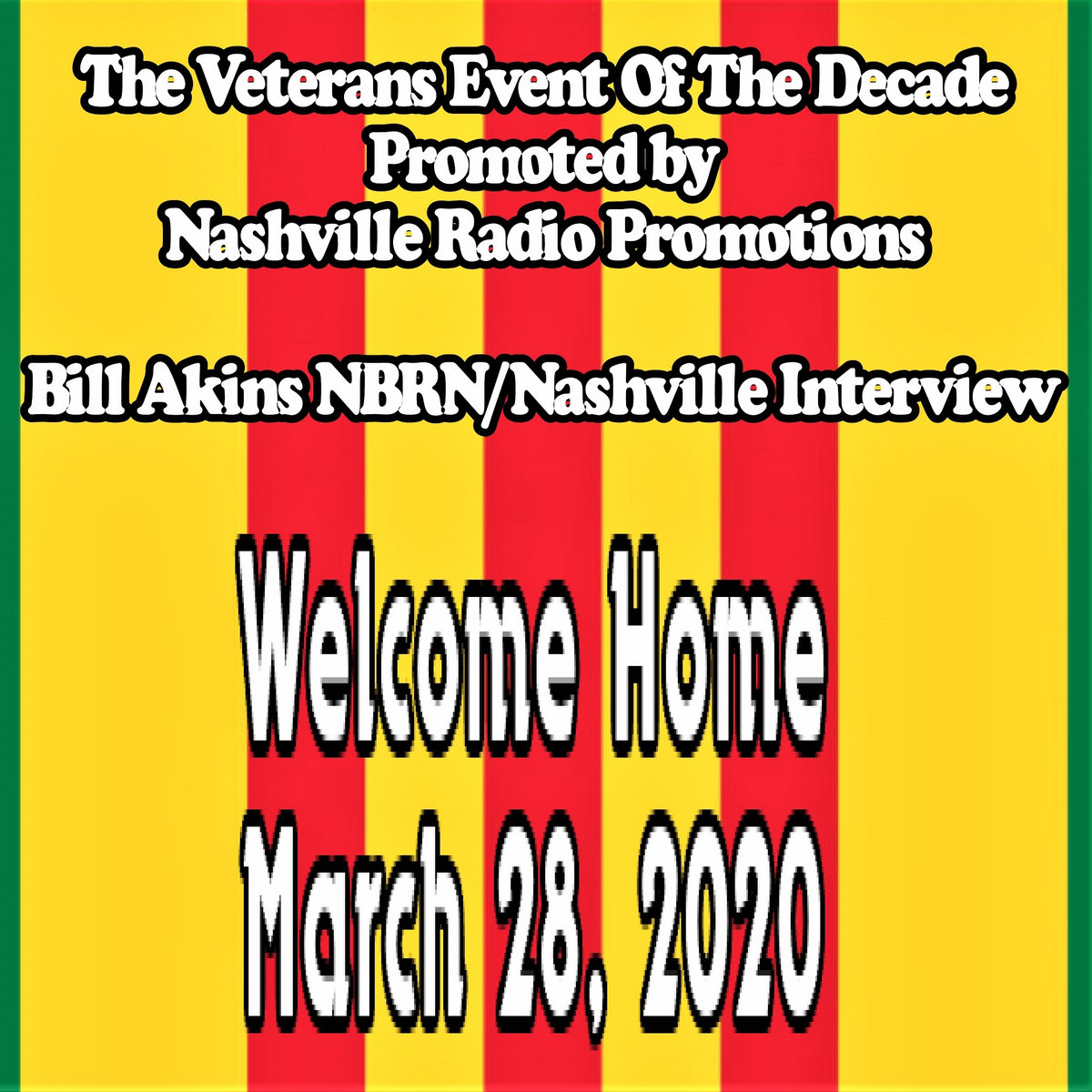 Welcome Home 2020.Bill Akins On Nbrn For Welcome Home 2020 Colt Records
