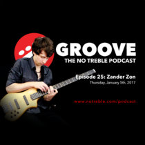 Groove – Episode #25: Zander Zon cover art