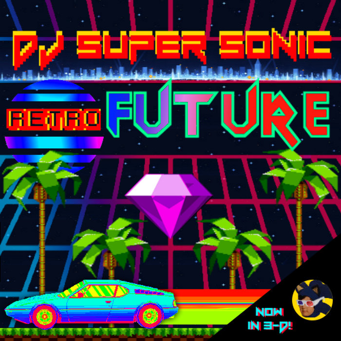 PUSH IT TO THE LIMIT (MIDNIGHT THUNDER REMIX) | DJ SUPER SONIC