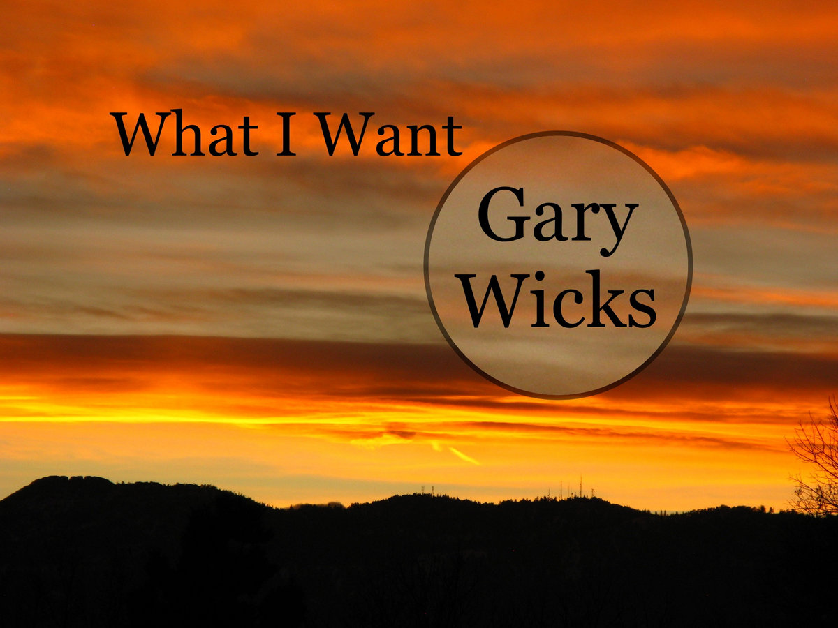 What I Want by Gary Wicks