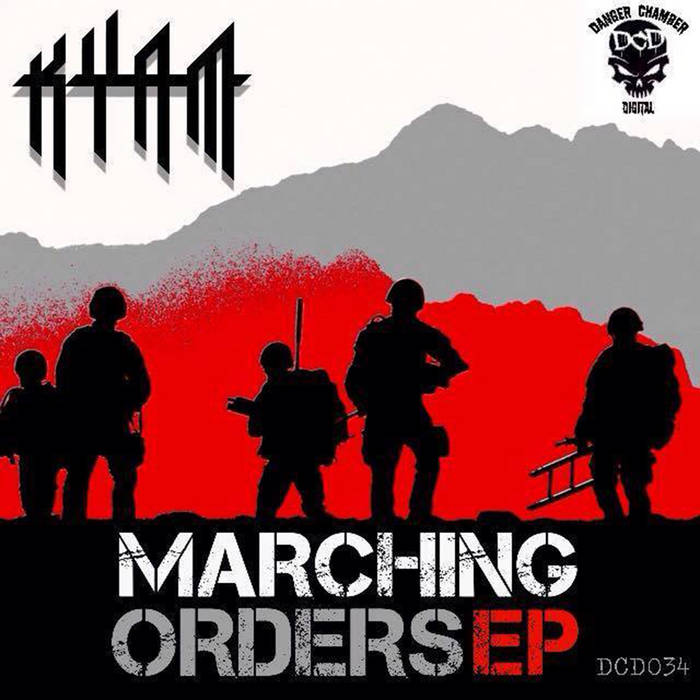 Marching Orders EP cover art