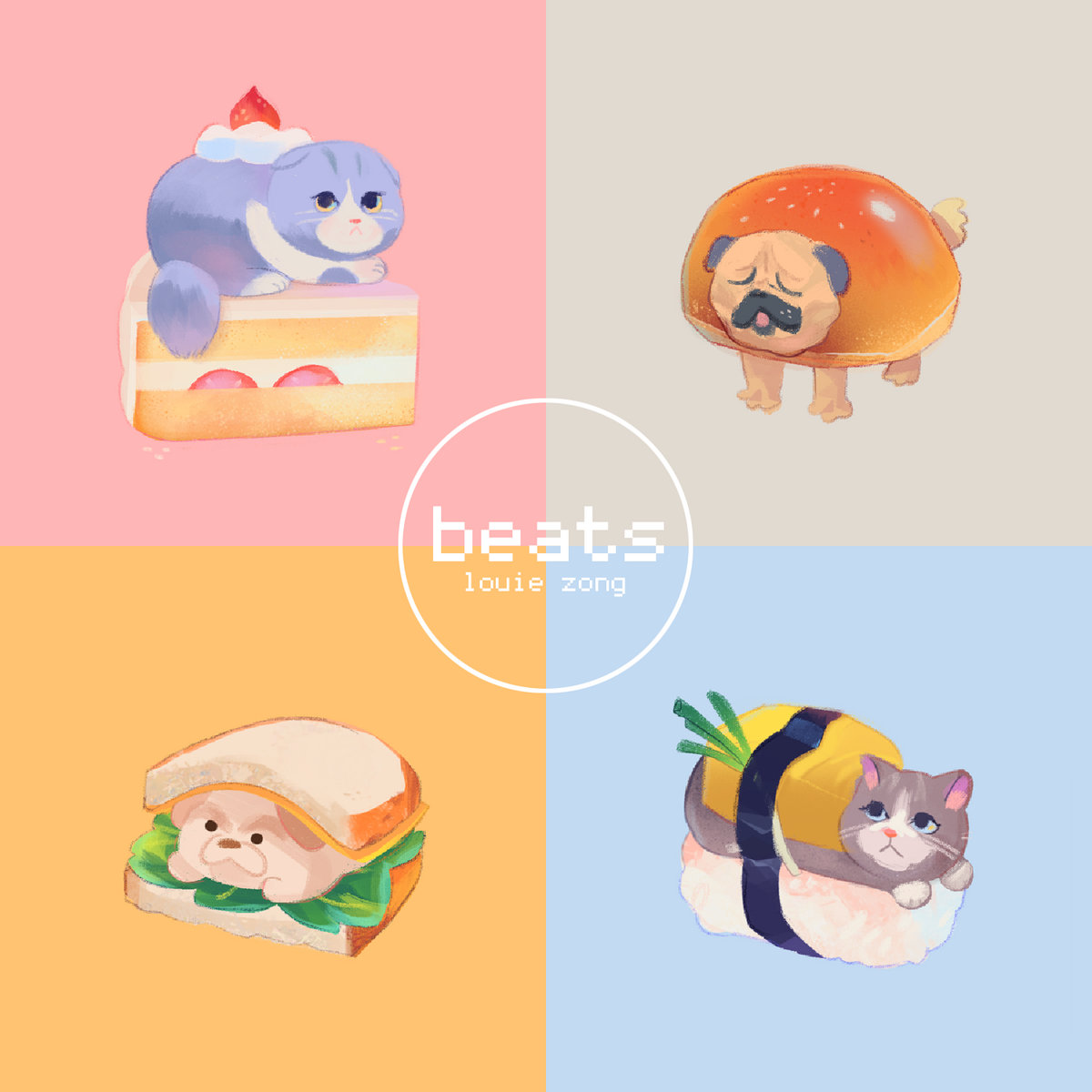 CA Beats by Louie Zong