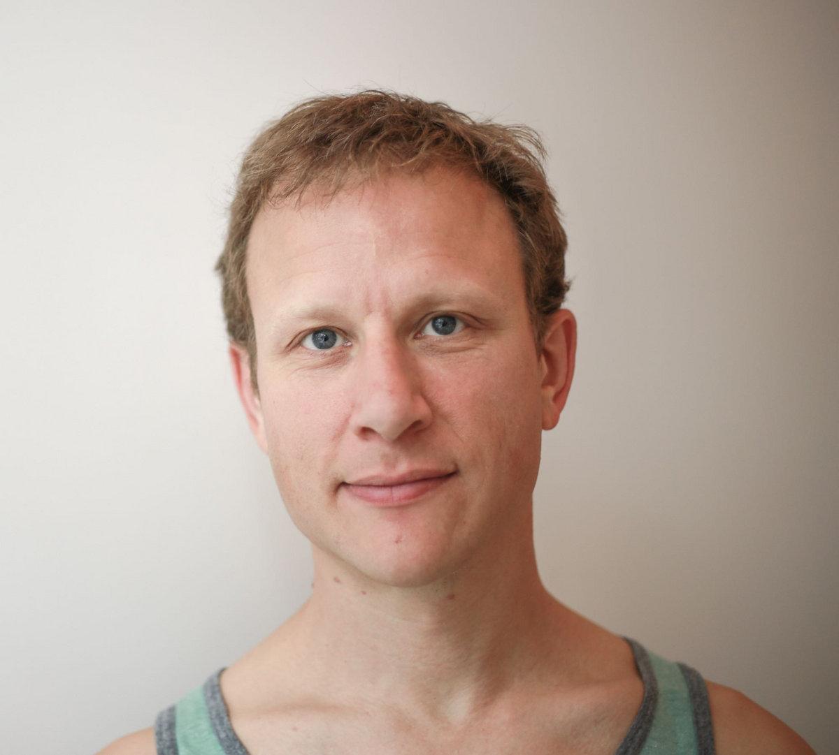 Hatha Yoga For Beginners With David Procyshyn