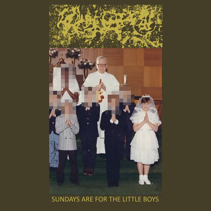 Sundays are for Little Boys