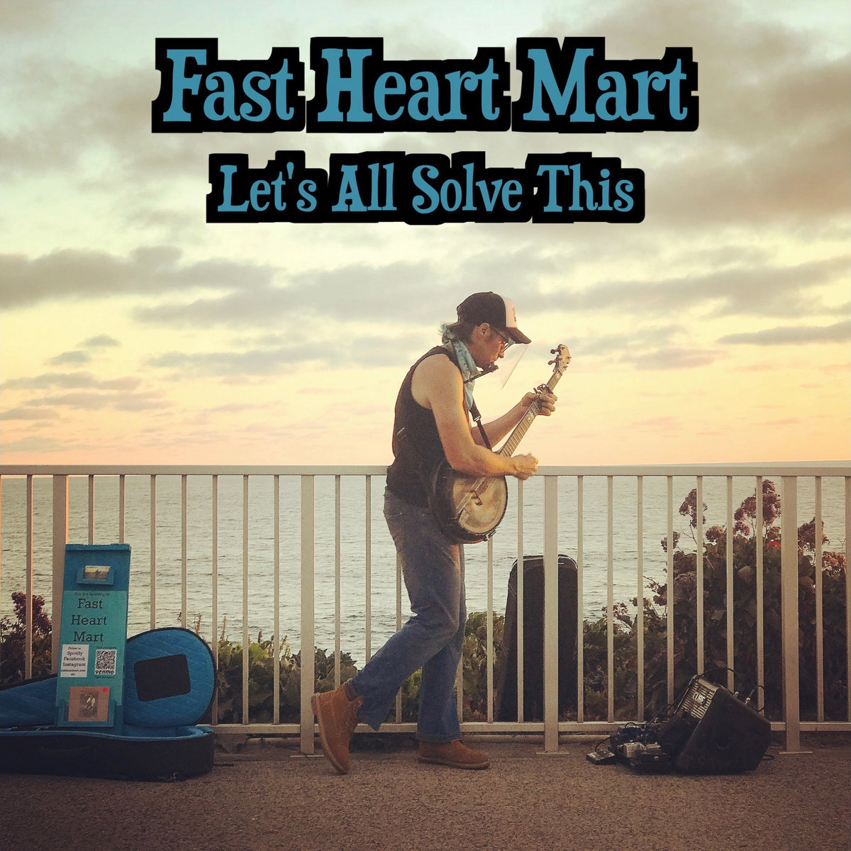 Let's All Solve This by Fast Heart Mart
