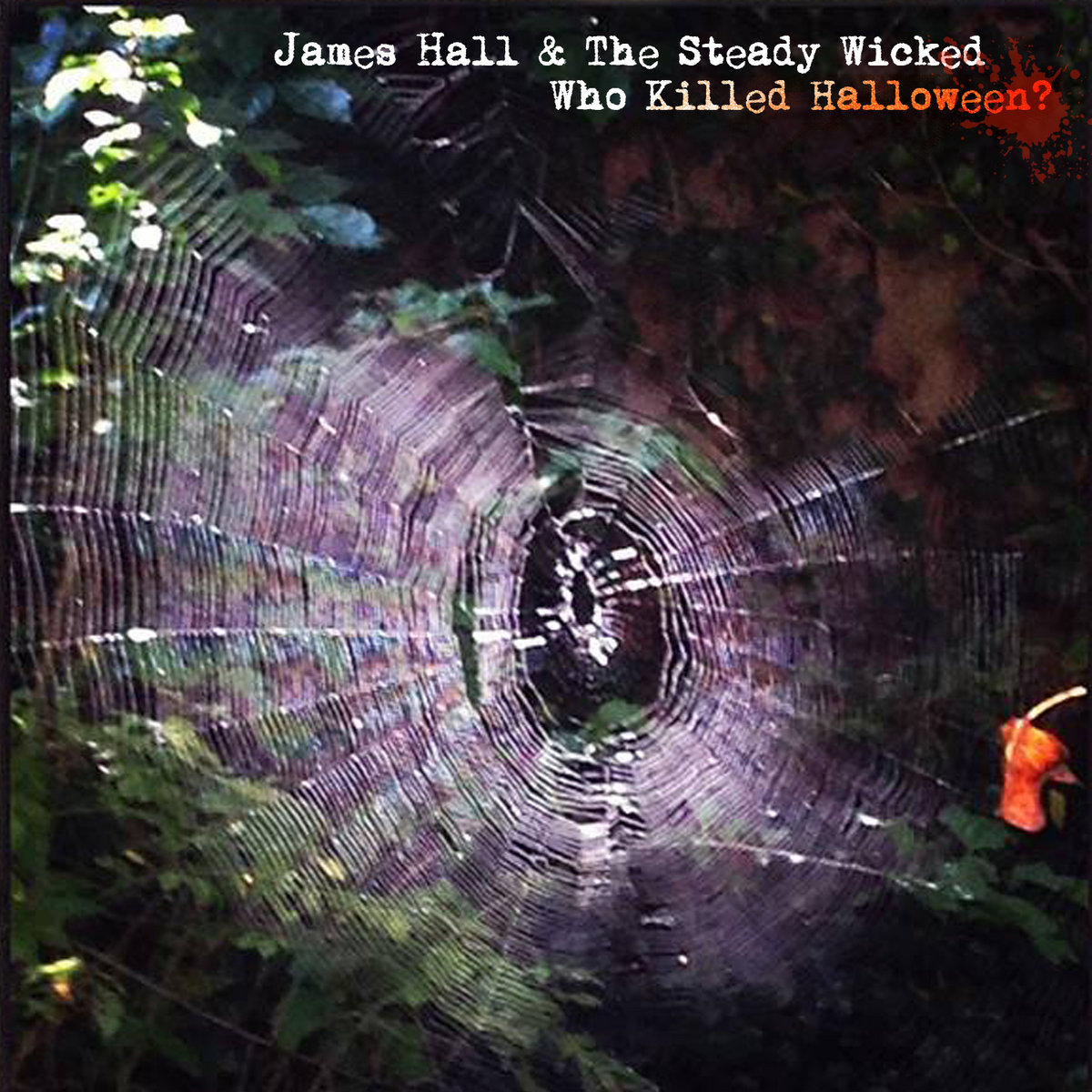 Who Killed Halloween? (Single) by James Hall & The Steady Wicked