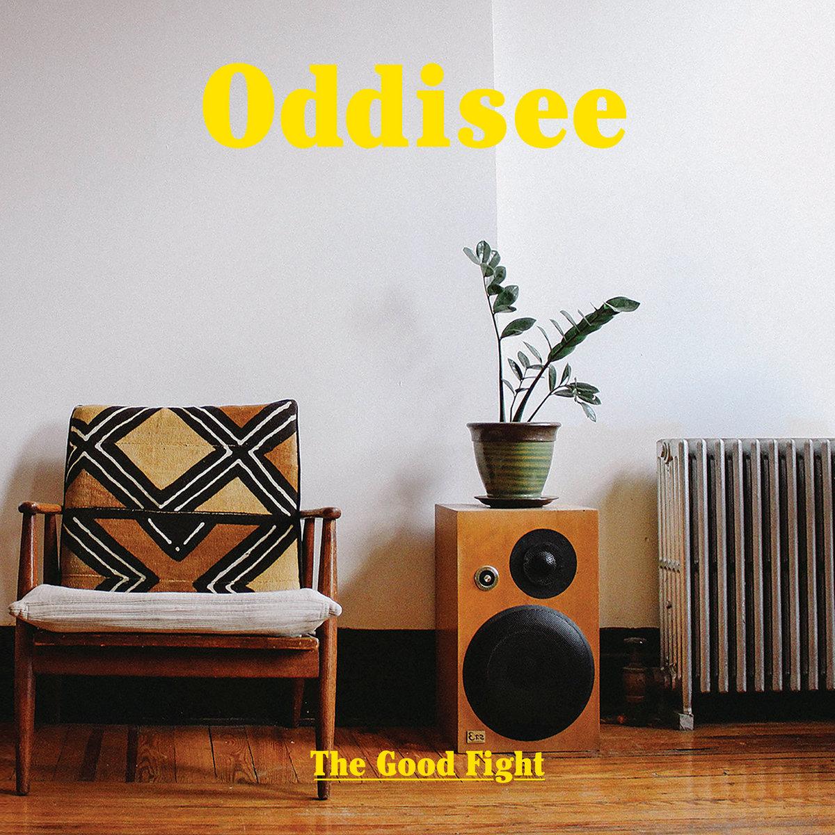 Resultado de imagen para Oddisee - The Good Fight
