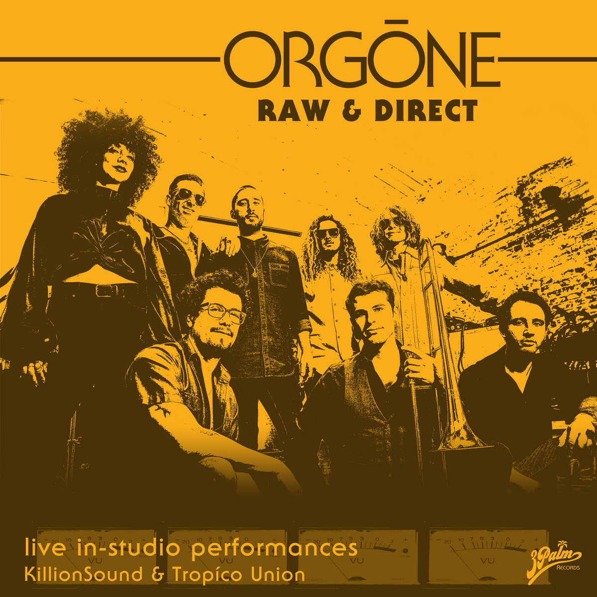 Raw Direct Orgone